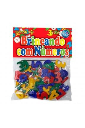 BRINCANDO COM NUMEROS C/56 UN PAIS E FILHOS