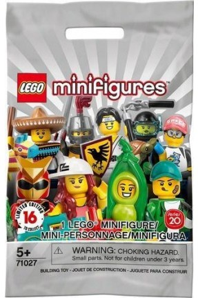 LEGO MINIFIGURES - SERIE 20