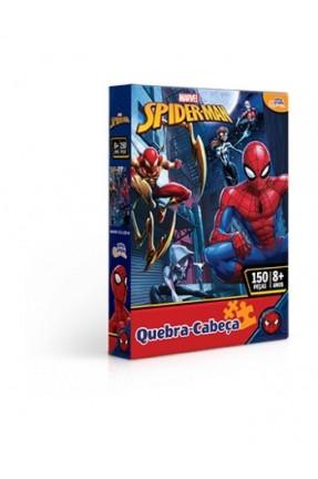 QUEBRA CABECA 150PCS SPIDER MAN TOYSTER