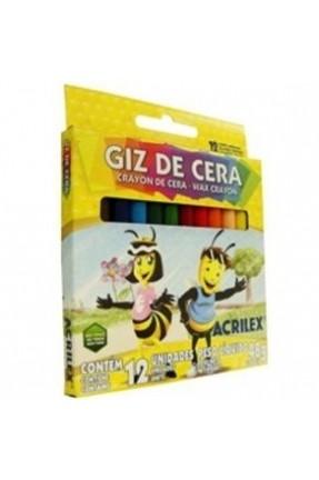 GIZ DE CERA C/12 ACRILEX