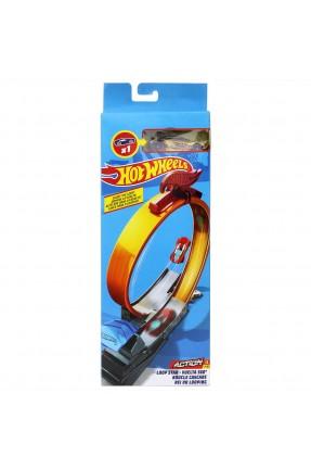 Hot Wheels Set Rei do Looping - Mattel