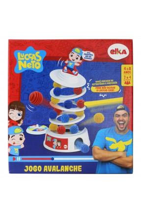 Jogo Avalanche Luccas Neto - Elka