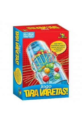 JOGO TIRA VARETAS ZEIN