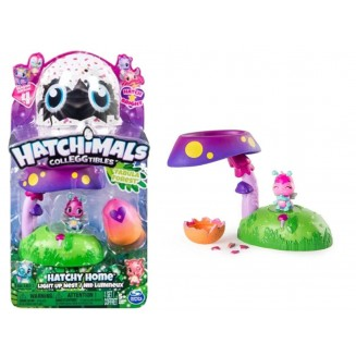 HATCHIMALS HATCHY HOME FABULA FOREST SUNNY