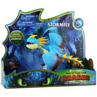 Dragão Eletrônico Tempestade (Stormfly) - Sunny